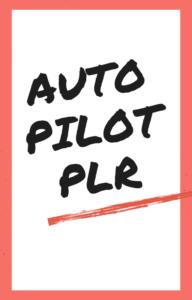 Autopilot PLR