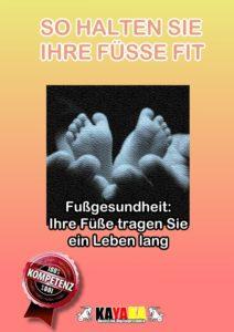 Fußgesundheit-Ebook
