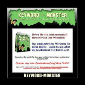 Keyword-Monster